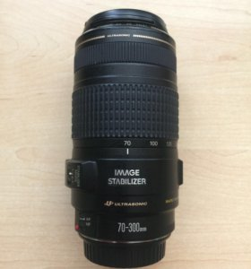 Canon EF 70-300 4-5.6 IS USM