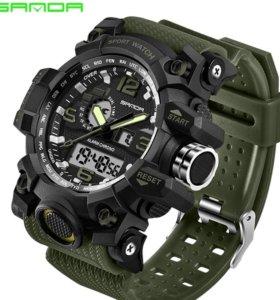 Военные часы, спортивные
