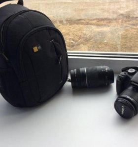 Фотоаппарат canon 550d. Возможен торг