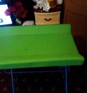 Пеленальный столик раскладной