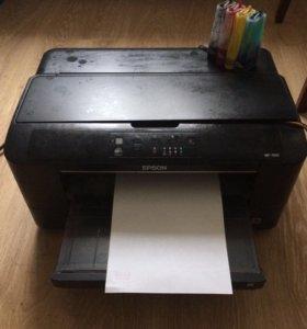 Принтер Epson WF-7015