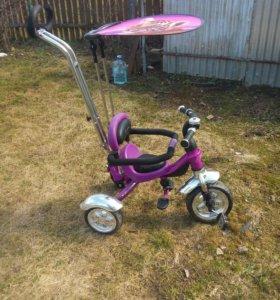 Трехколесный велосипед Capella Racer Trike