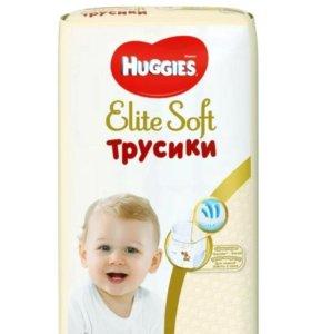 Подгузники трусики HAGGIES Elite Soft