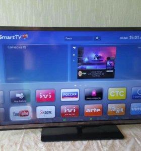 LED Телевизор Philips Smart TV Wi Fi 40 дюймов