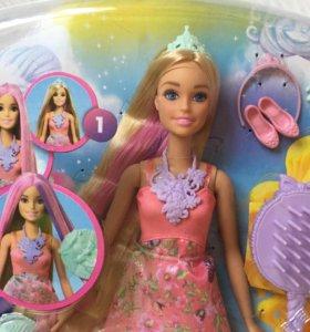 Новая Барби с волшебными волосами