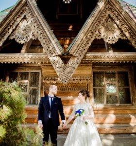 Фотограф на свадьбу и видео