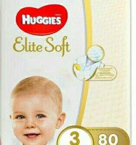 Huggies Elite Soft 3