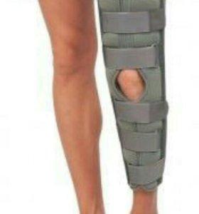 Компрессионный бандаж на коленный сустав
