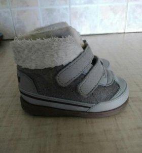 Детский демисезонный обувь 18-19раз