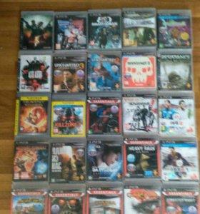 PS3  и PS2 диски
