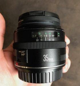 Объектив Canon EF 35 mm f/2