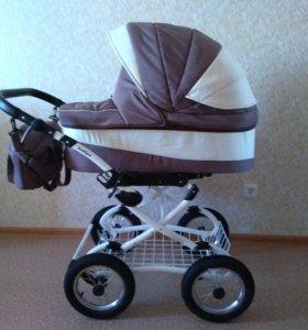 Детская коляска 2 в 1 Indigo Barbara Classic