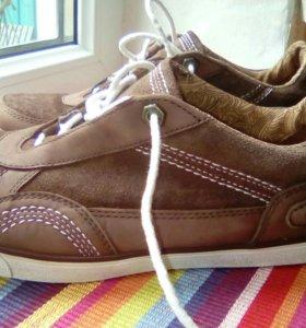 Туфли Timberland, полукеды, кросовки