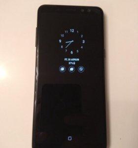 Смартфон Samsung galaxy A8 2018 32Гб