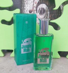 """Парфюмерная вода, мужские.,, Jungle Man"""""""