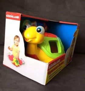 Сортер / развивающая игрушка / kiddieland новый