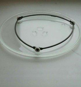 Тарелка для микроволновки 25.5см