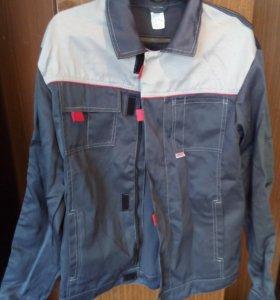 Новая мужская рабочая куртка 54-56