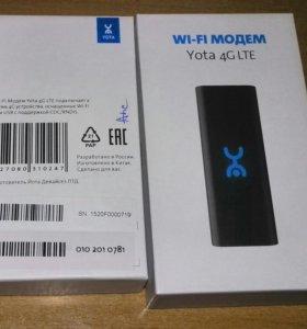 wifi роутер yota 2016