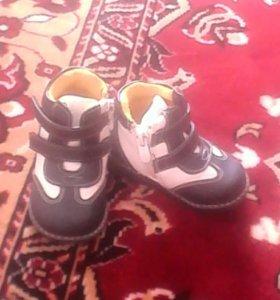 Детская обувь 18 размер, по стельке 12,5