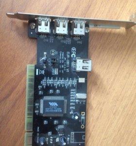 PCI - IEEE 1394