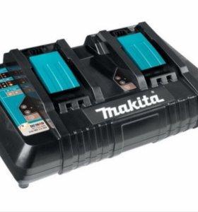 Новое зарядное устройство Makita DC18RD
