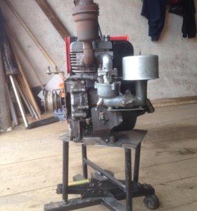 Мотор от мотоблока нева