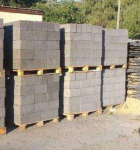 Цемент, шлакоблок