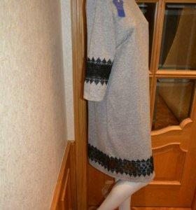 Новое платье(54-56 размер.)