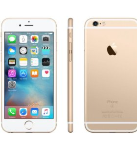 iPhone 6s Gold 16 гб