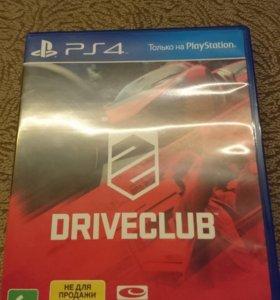 Driveclub игра для PS4