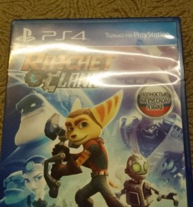 Rather and Clank игра для PS4
