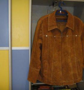 Женская куртка кожа оригинал  Germany