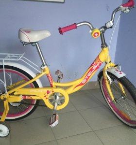 Велосипед Stels Pilot 210