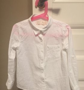 Рубашка от «Zara Girls»