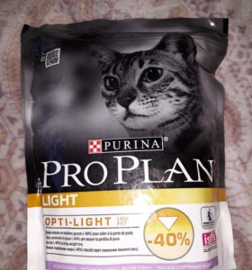 Корм PURINA ProPlan LIGHT