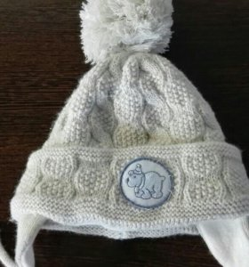 Шапочка/шапка зимняя детская.