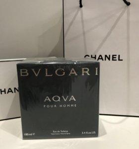 Парфюм мужской Bvlgari Aqva Pour Homme