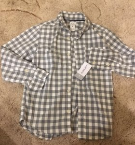 Рубашка Carter's Америка на 6 лет