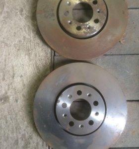 Тормозные диски Ate (Германия) 24012501131