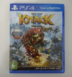 Игра на PS4 KnacK 2