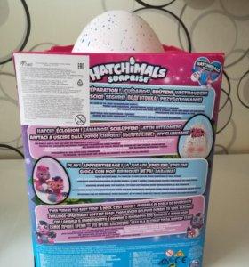 Хатчималс интерактивная игрушка.