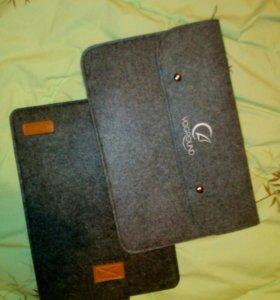 Фетровый чехол для 11- дюймового ноутбука,планшета