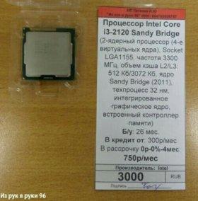 Процессор Intel Core i3-2120 Sandy Bridge