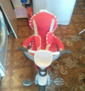 детский велосипед lexx baby gt78