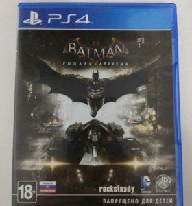 Игра на PS4 BATMAN Рыцарь Аркхема