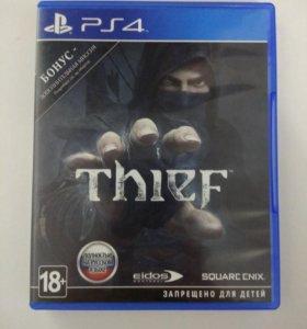 Игра на PS4 THIEF