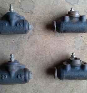 Задние тормозные цилиндры ВАЗ 2101-2107