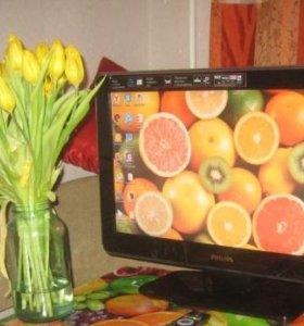 """ЖК TV 26"""" (66 см) Philips 26PFL5403/60"""