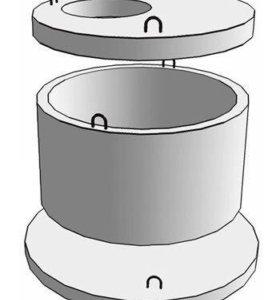 Кольца колодезные